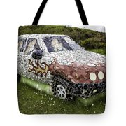 Highland Stoneware Car Tote Bag