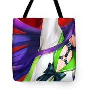 Highschool Of The Dead Tote Bag