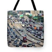 Highway 59 Tote Bag