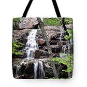 Highway E Falls 9 Tote Bag