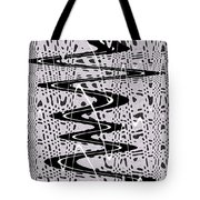 Highway Through The Wormhole Tote Bag
