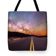 Highway To Heaven Tote Bag