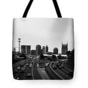 highway to Music City Tote Bag