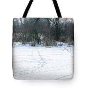 Highways And Byways Tote Bag