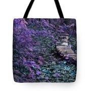 Hiking Trail Infrared Tote Bag
