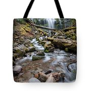 Hiking Zen Forests Tote Bag