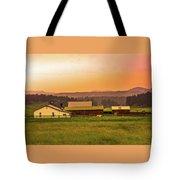 Hill City Scenic View, South Dakota Tote Bag