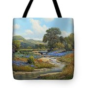 Hill Country Draw Tote Bag