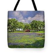 Hill Country Farming Tote Bag