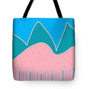 Hill Country No.3 Tote Bag