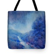 Hill Country Storm, No. 1 Tote Bag