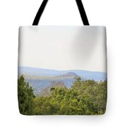 Hill Country View Tote Bag
