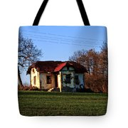 Hill House Tote Bag