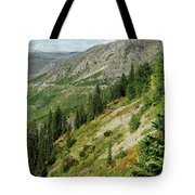 Hill Of Glory Tote Bag