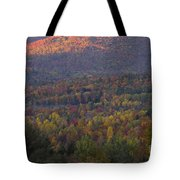 Hill Side Tote Bag