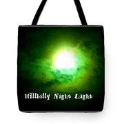 Hillbilly Night Light Tote Bag