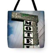 Hillcrest Motel Tote Bag