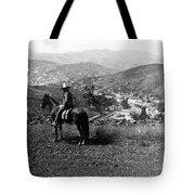 Hills Of Guanajuato - Mexico - C 1911 Tote Bag