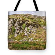 Hills Of Hadrians Wall England Tote Bag