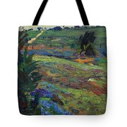 Hills Of Joy Tote Bag