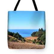 Hills To The Sea Tote Bag