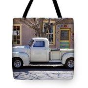 Hillsboro New Mexico 1949 Gmc 100 Tote Bag