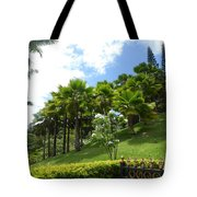 Hillside Copse Tote Bag