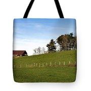 Hillside Farming Tote Bag