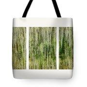 Hillside Forest Tote Bag by Priska Wettstein