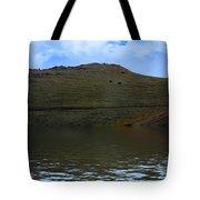 Hillside Reflection Tote Bag