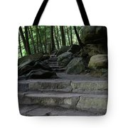 Hillside Trail Tote Bag