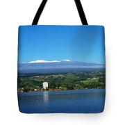 Hilo Bay Tote Bag