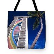 Hilton Hawaiian Village Tote Bag