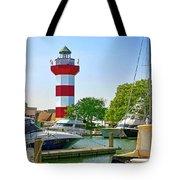 Hilton Head Lighthouse Sc Tote Bag