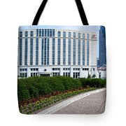 Hilton Nashville Tennessee Tote Bag