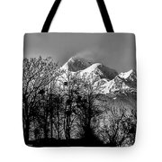 Himalaya ...the Trishul Peak Tote Bag