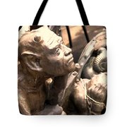 Himself Tote Bag