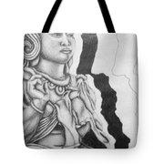 Hindu Goddess Tote Bag