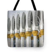 Hinduism Arch Tote Bag