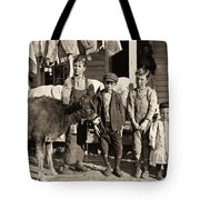 Hine: Child Labor, 1908 Tote Bag
