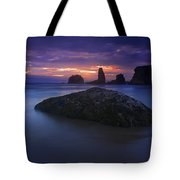 Hint Of Light Tote Bag