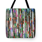 Hint Of Tiger - Sold Tote Bag