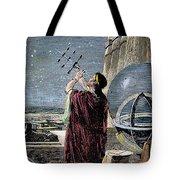 Hipparchus (146-127 Bc) Tote Bag