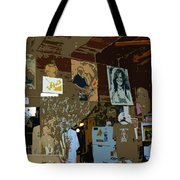 Hippie Hang Out Tote Bag