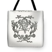 Hippocratic Corpus Tote Bag by Science Source