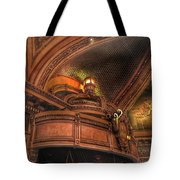 Hippodrome Theatre Balcony - Baltimore Tote Bag