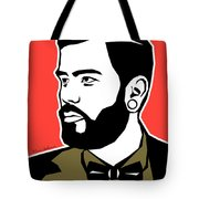Hipster 3 Tote Bag
