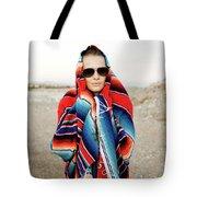 Hipster Traveler Tote Bag