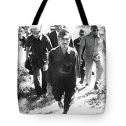 Hiro Onoda Surrendering Lubang  Philippines March 1974 Tote Bag