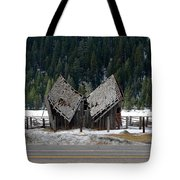 His And Hers Barn 1 Tote Bag